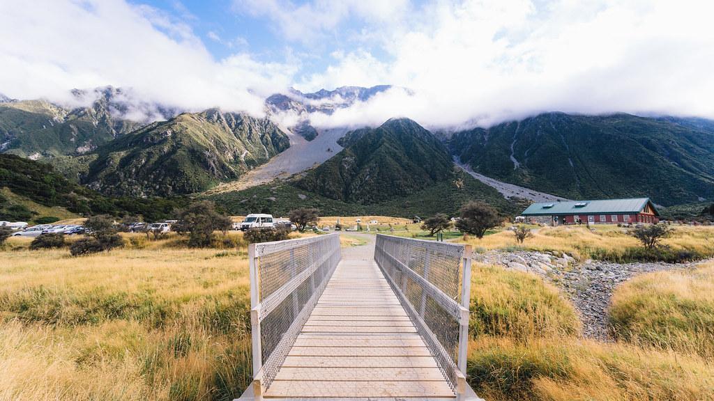 Hooker Valley Track, Aoraki Mount Cook National Park