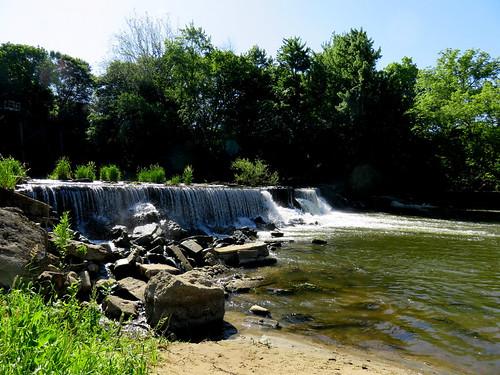 Hamilton Dam Rabbit River