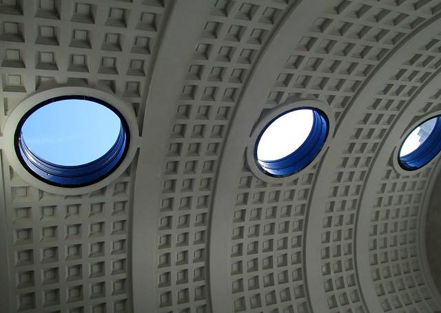 Menin Gate Ceiling