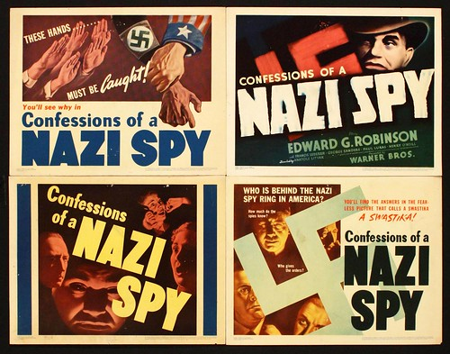 Confessions of a Nazi Spy - Poster 10