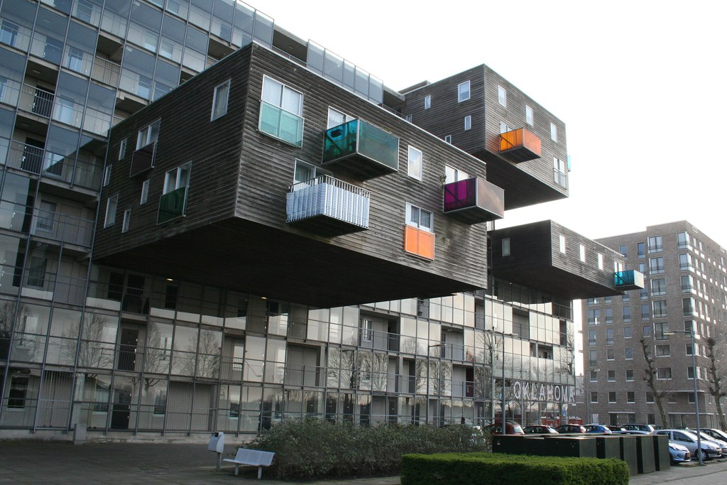 WOZOCO, Osdorp, Amsterdam