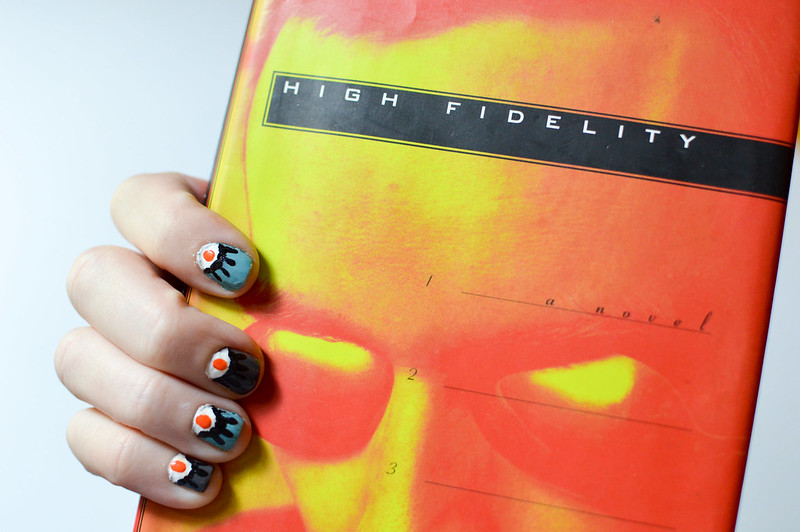 Book & Nail: High Fideliy