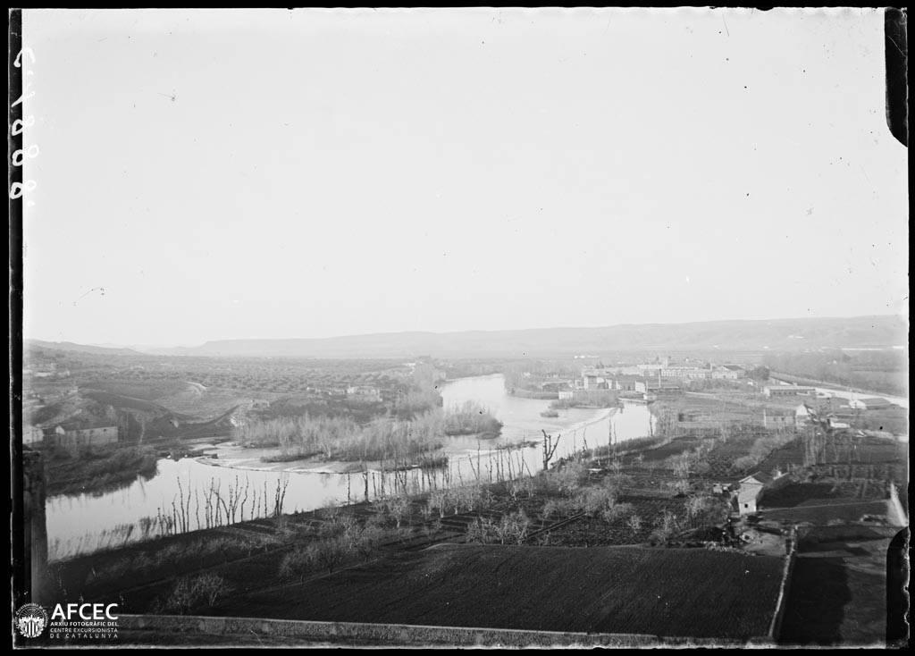 Río Tajo y Vega Baja de Toledo a comienzos del siglo XX. Autor Desconocido   © Centre Excursionista de Catalunya