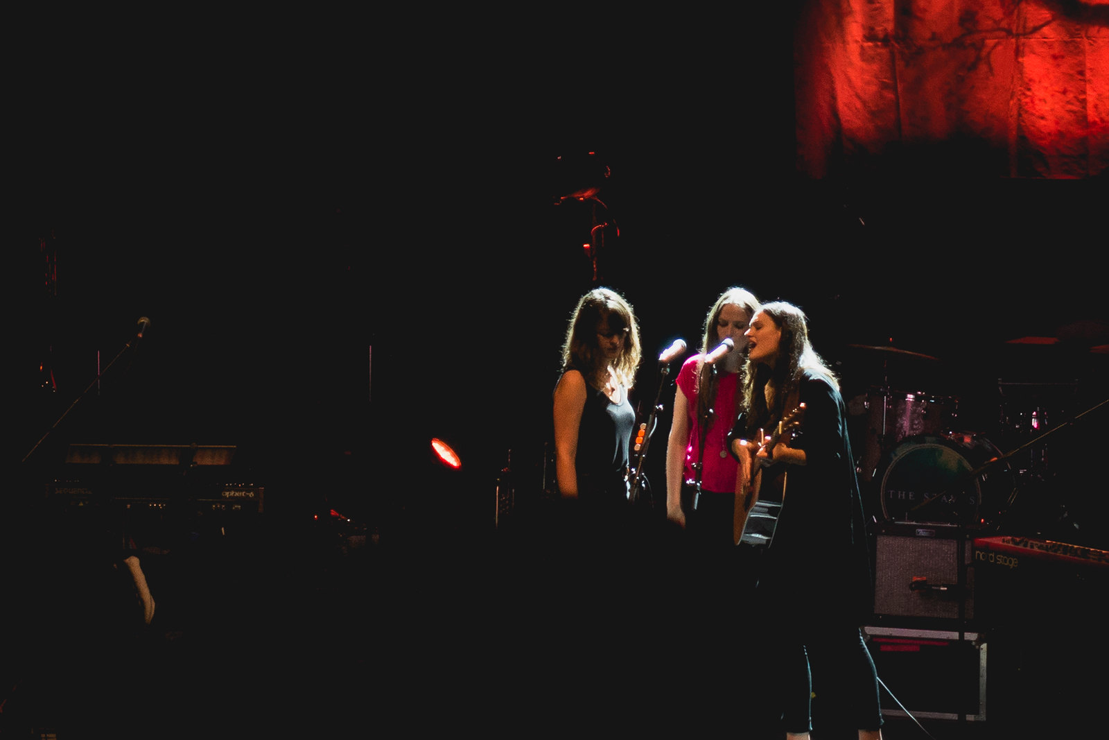 The Staves at the Royal Festival Hall