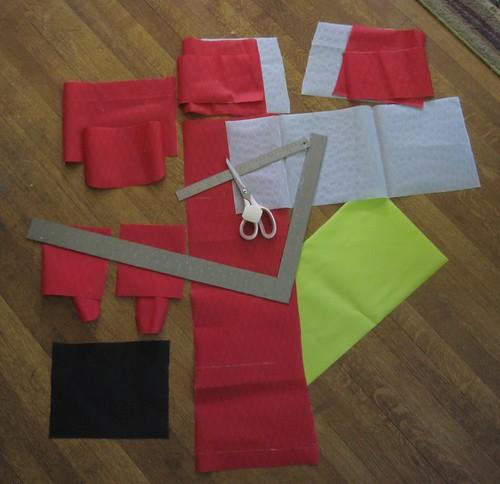 Practice bag (in kit form)