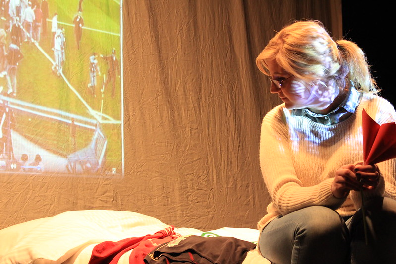 Beth Creating performance 2