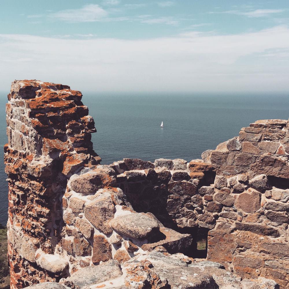 Festung Hammershus