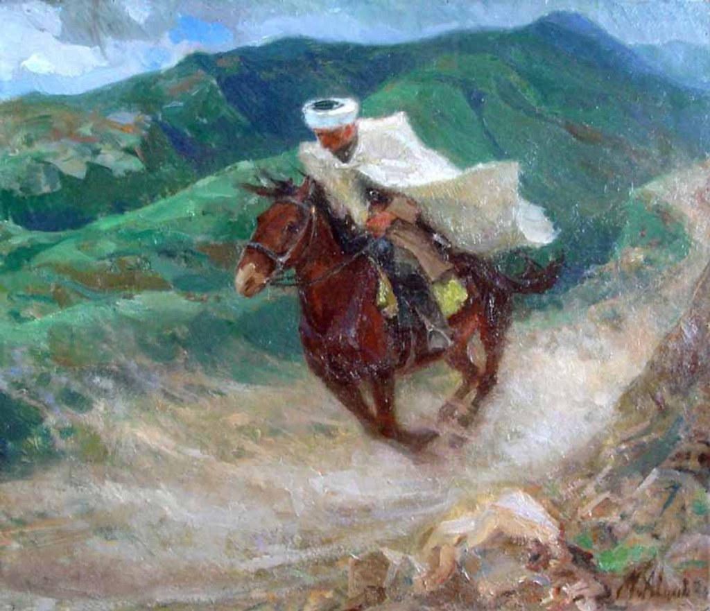 米哈伊尔·伊万诺维奇·阿维洛夫14