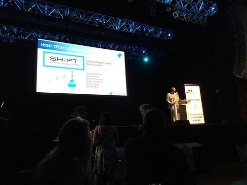 SHIFT Wins 16 2016 Bell Ringer Awards
