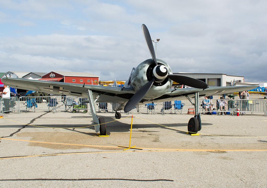 Focke-Wulf Fw 190 (P.O.F. #14)