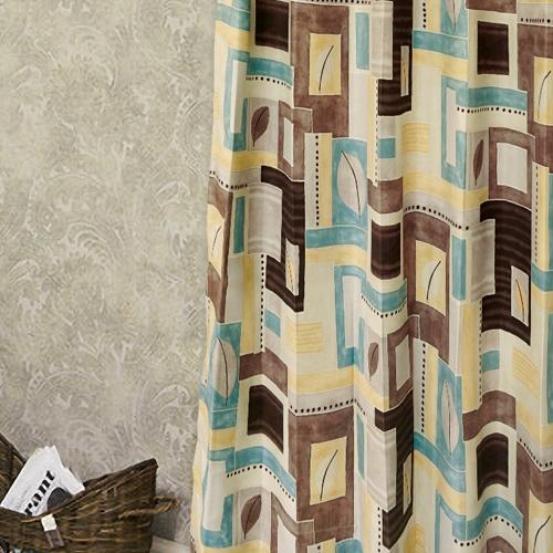 迷幻潘朵拉(獨家) 森林寶盒 防光(遮光)窗簾布DA1290151