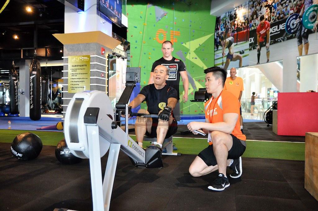 My Amazing Dad Challenge At Gurney Paragon Mall (18 June 2016)