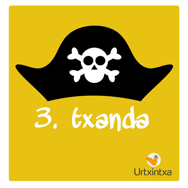 Udaleku Piratak 2016 3.txanda