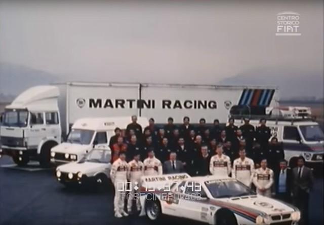 LANCIA MARTINI RACING 1983