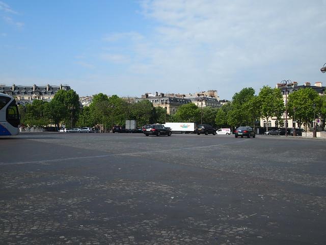 P5281794 エトワール凱旋門(アルク・ドゥ・トリヨーンフ・ドゥ・レトワール/Arc de triomphe de l'Étoile) パリ フランス paris france