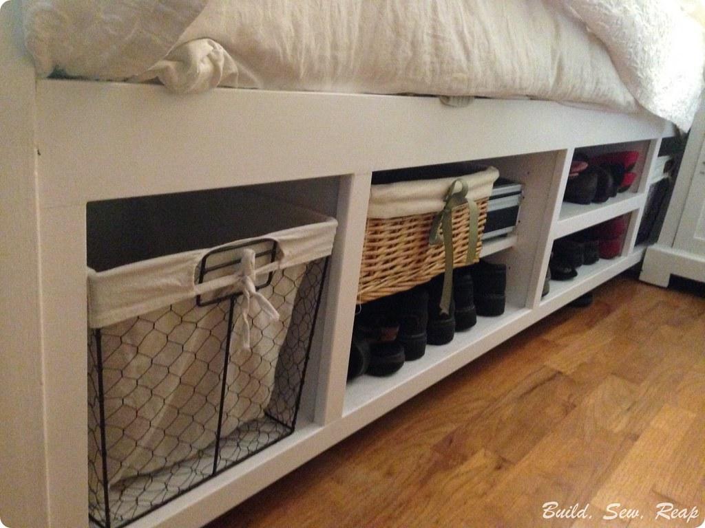 Storage Bed - 7