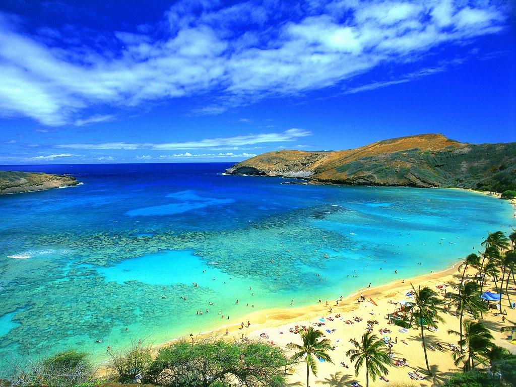 Hanauma Bay, O'ahu, Hawai'i
