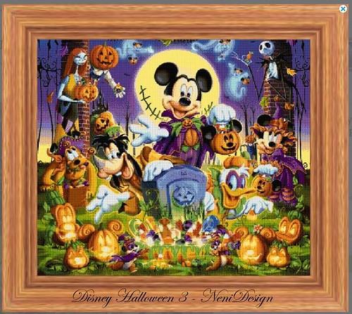 Disney Halloween 3