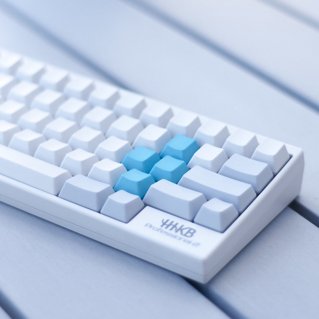 New keycaps | Morten Teinum