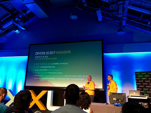 Devoxx coming to US in 2017!