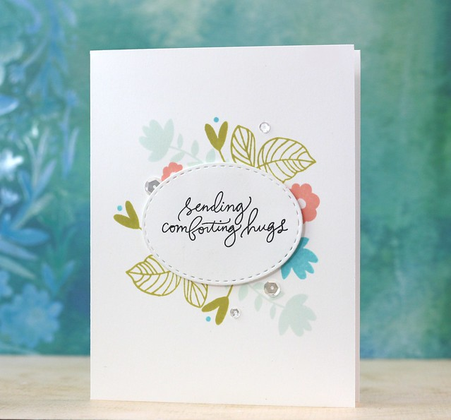 SSS-Handwritten Floral Greetings