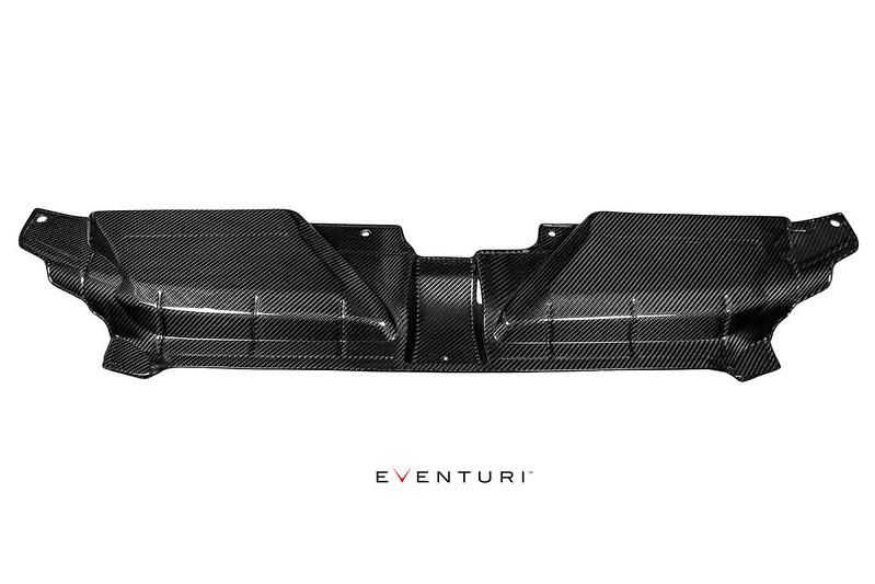 Audi RS5 Eventuri Carbon Slam Panel