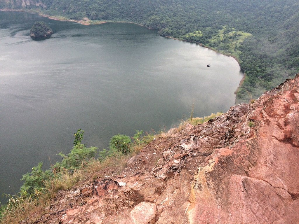 Taal Volcano Crater 2 - Copyright Travelosio