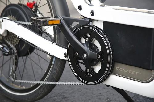 成為陽光型男,我就從Klever E-bike開始 (15)_鏈條