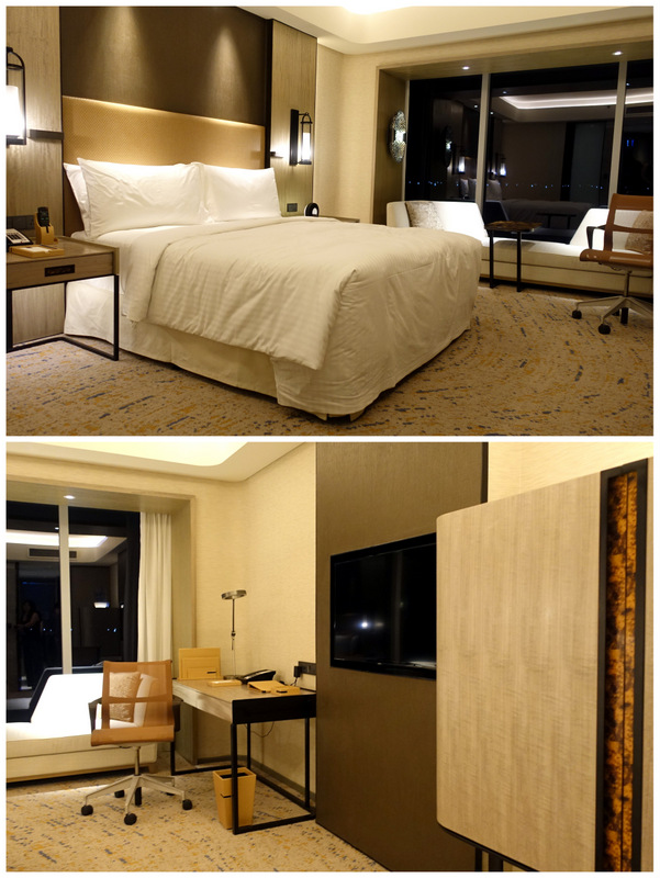 Conrad Manila- King Deluxe Room