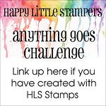 Happy Little Stampers - Anything Goes Badge