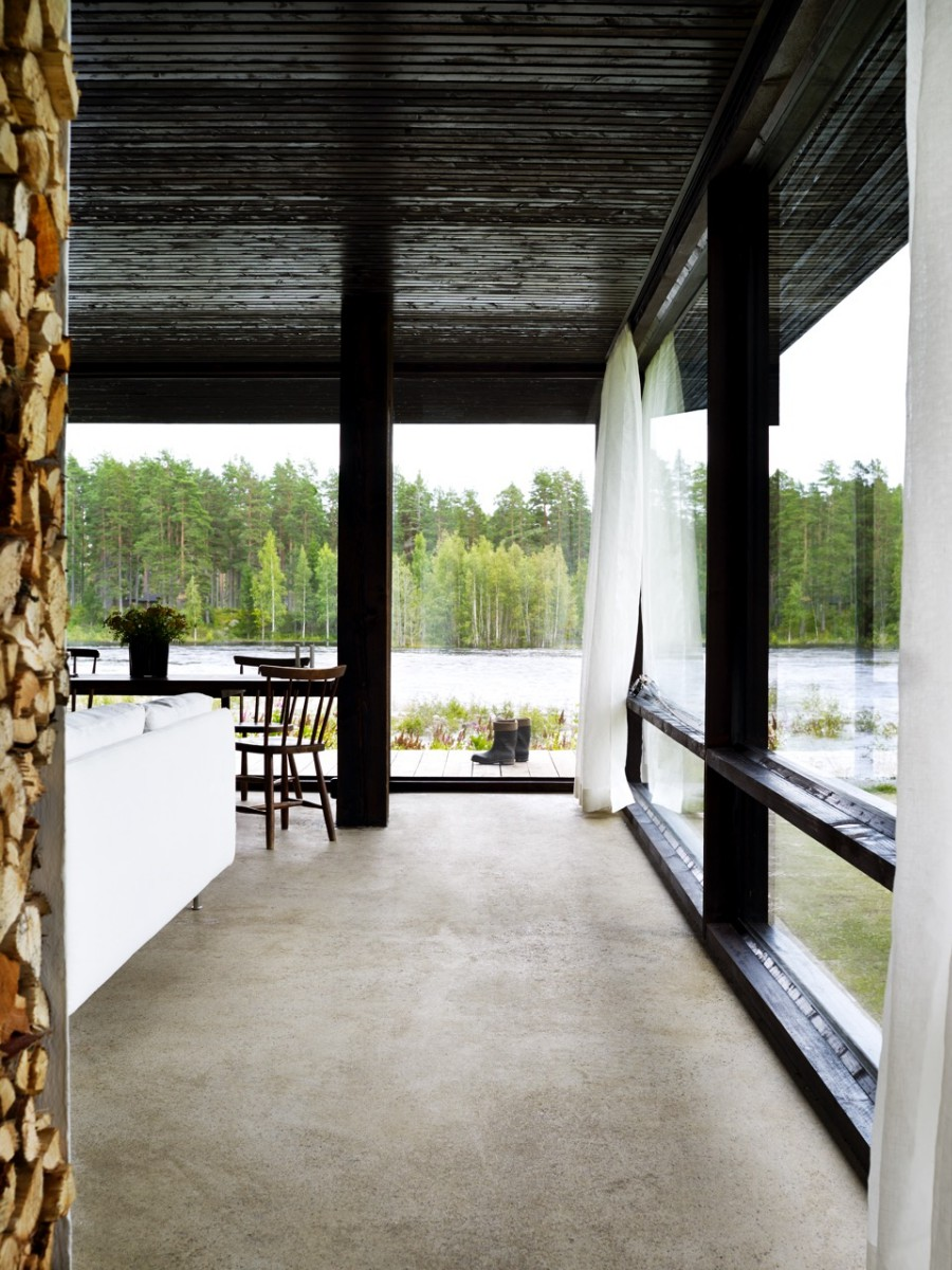 Lundnäs House by Delin Arkitekontor
