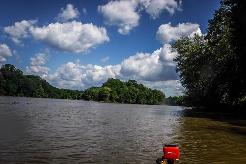 Goat Island in the Broad River-51