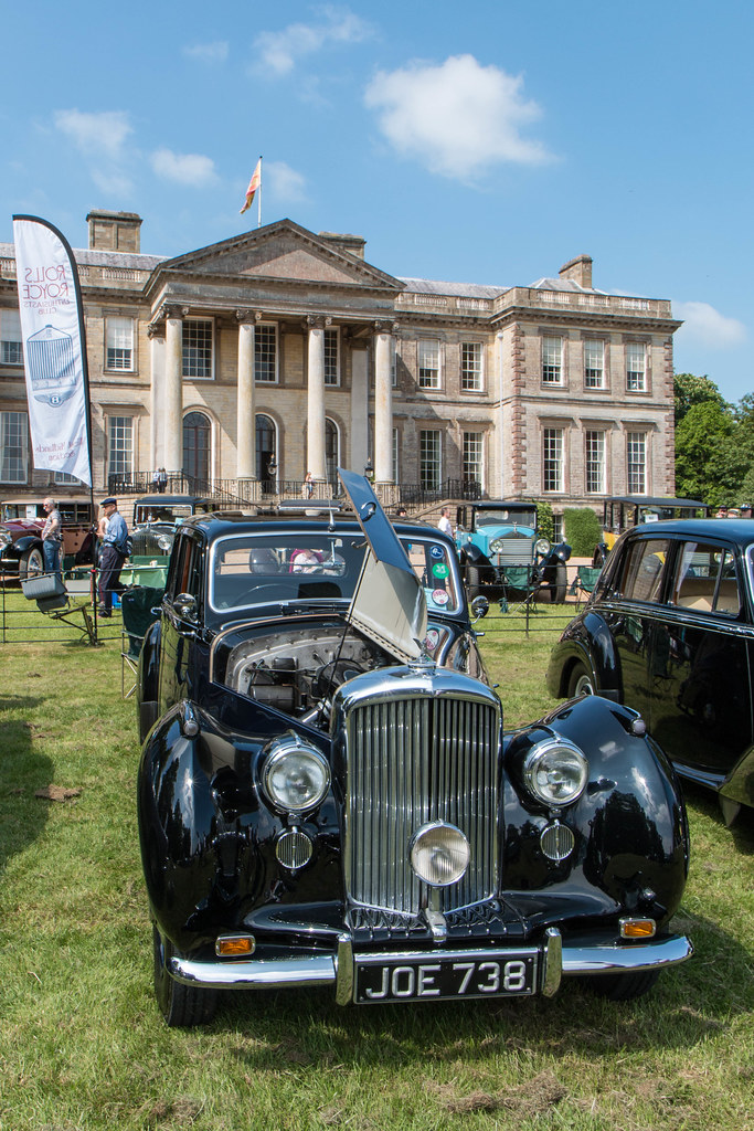 Ragley Hall Classic Car Show 2016