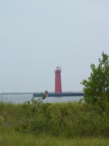 Muskegon South Pier