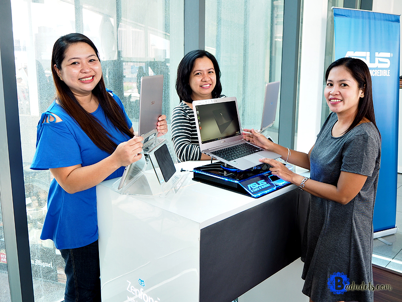 kumarebloggers for asus philippines