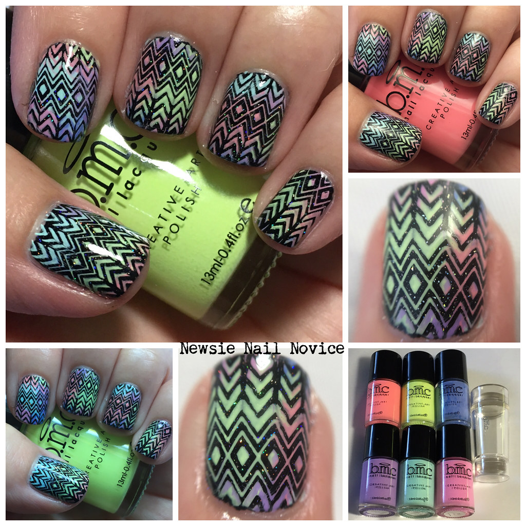 Summer Nails with Bundle Monster | Newsie Nail Novice