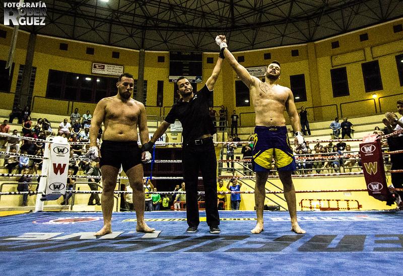 Velada MMA + MUAY THAY