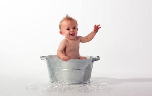 赤ちゃん 日焼け お風呂