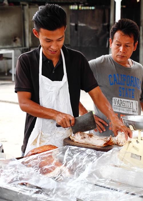 Babeloo Roast Pork