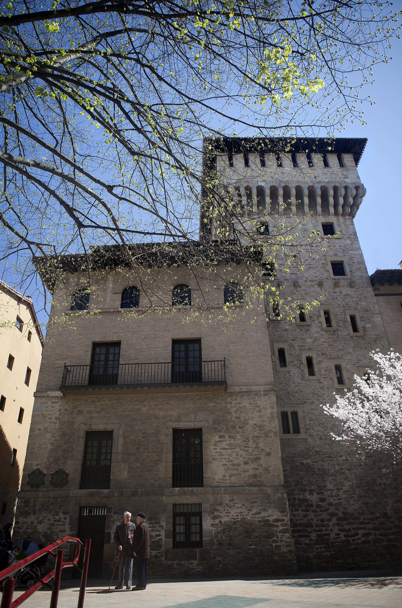 Torre de Doña Ochanda.