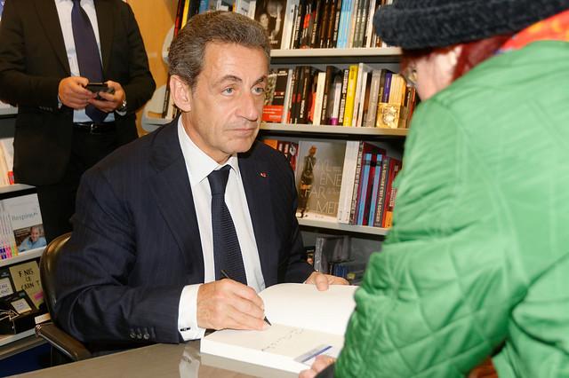 Nicolas Sarkozy, Belfort, 23 May 2016