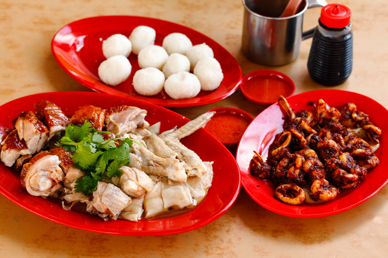Ee ji ban chicken rice ball restaurant halal melaka forumfinder Image collections