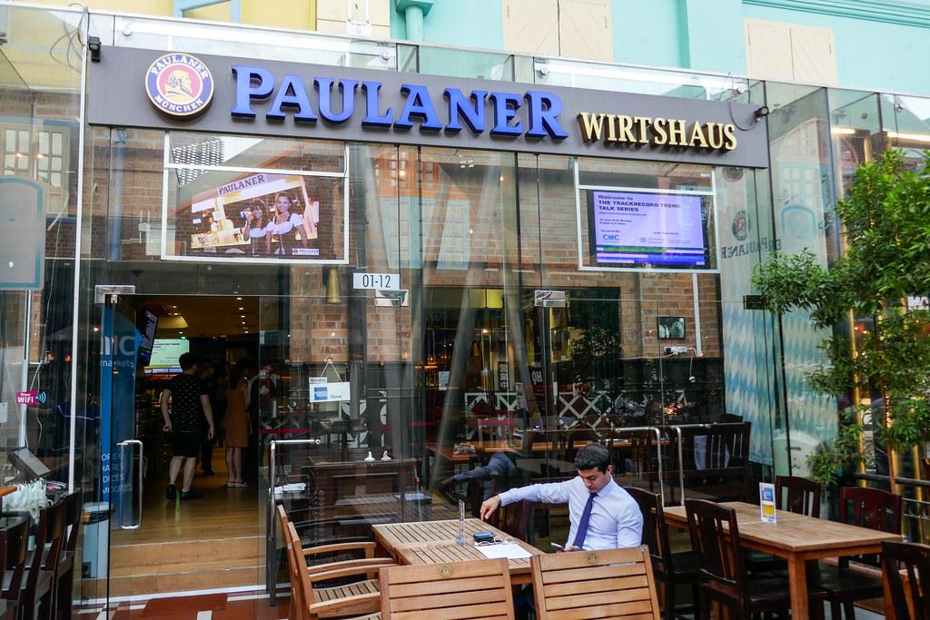Culinary Hotspots: Paulaner