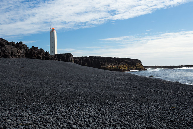 Malarrif Lighthouse - Iceland