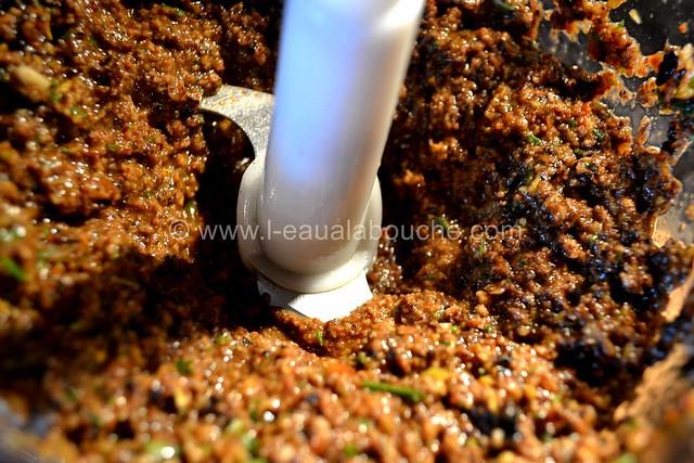 Pesto aux Olives © Ana Luthi Tous droits réservés 010