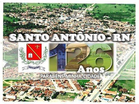 Santo Antônio Completa 126 anos de Emancipação Política
