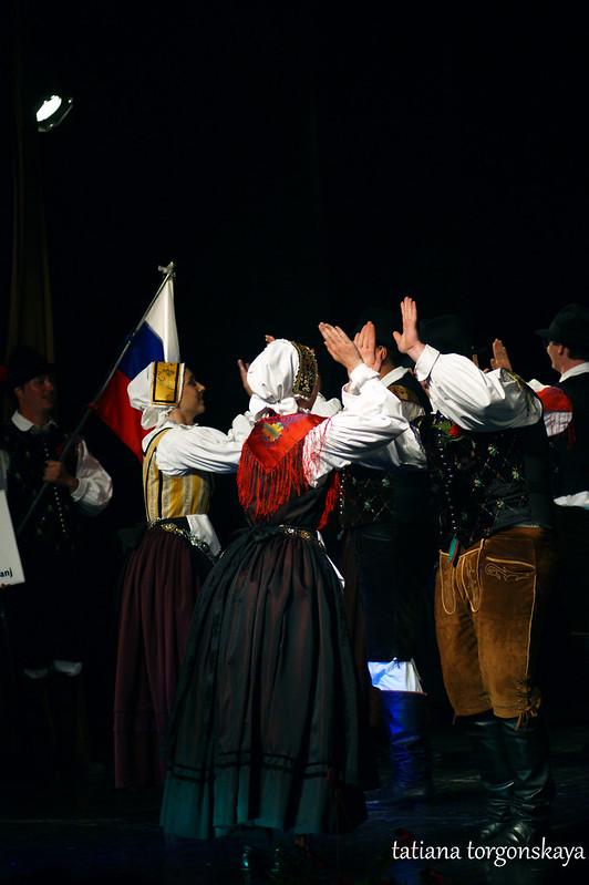 """Танец от группы """"Iskraemeco"""""""