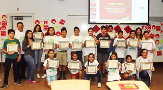 June 30 '16 CISDSU-Imperial Valley Campus Chinese Summer Camp