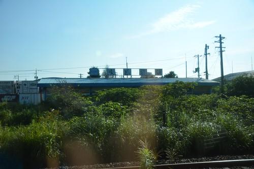 JR貨物東松江駅