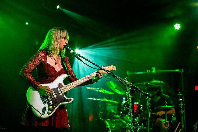 The Joy Formidable (with Drowners) at The Ready Room 6/11/16